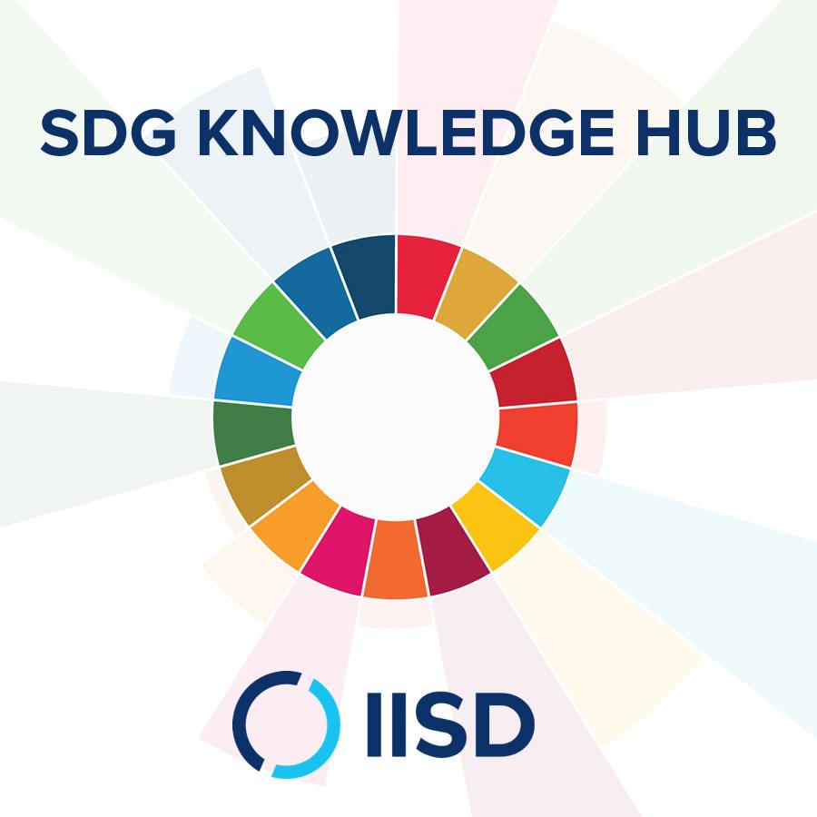 SDG Knowledege Hub