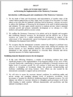 Draft Doha Outcome Document on Reviewing the Implementation of the Monterrey Consensus