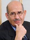 IAEA Director General, Mohamed ElBaradei Calls for a Global Energy Agency. Photo credit, IAEA