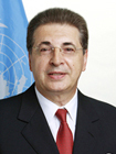 Srgjan Kerim, United Nations General Assembly President