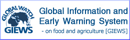 Crop Prospects and Food Situation