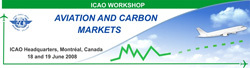 ICAO Workshop on Aviation and Carbon Markets
