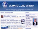 CLIMATE-L.ORG Bulletin, Issue No. 5