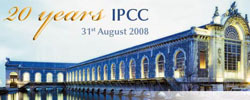 20th Anniversary of the Intergovernmental Panel on Climate Change (IPCC)