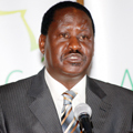 H.E. Raila Odinga, Prime Minister, Kenya, highlighted the relevance of the meeting towards addressing climate change in the context of job creation.
