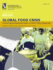 GLOBAL FOOD CRISIS. Monitoring and Assessing Impact to Inform Policy Responses