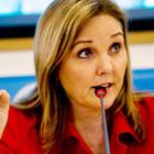 Josette Sheeran, WFP's Executive Director