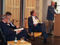 A high-level discussion on the role of the Kyoto Protocol's flexible mechanisms held at Columbia University in New York