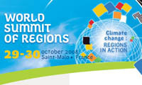First climate change summit of the world's regional governments