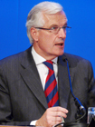 Michel Barnier, French Minister of Agriculture and Fisheries