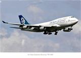 Safe landing for Air New Zealand's jatropha-fuelled flight