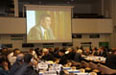 © Jan Kubiš, Executive Secretary, UNECE, opened the seminar on climate neutral Cities by video message. He called for a stronger focus on the housing sector in the post-Kyoto agreement of UNFCCC COP-15.