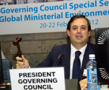 Federico Ramos de Armas, (Spain), President of the Governing Council, gaveled the meeting to a close at 7:25pm.