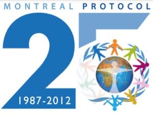 25 Montreal Protocol
