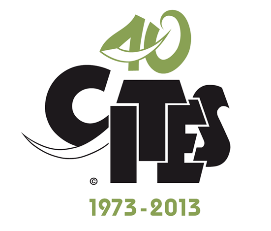 40th anniversary of CITES