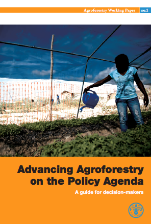 Advancing-Agroforestry-Policy Agenda