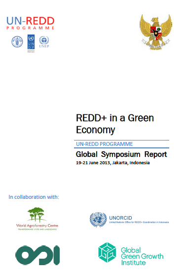 REDD and GE symposium report final