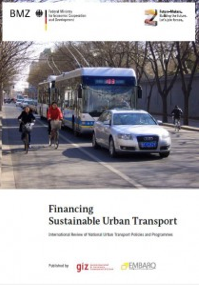 Financing Sustainable Urban Transport