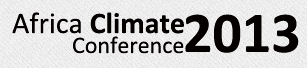 africa-climate-conference-2013