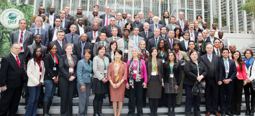 45th-meeting-of-the-GEF-Council