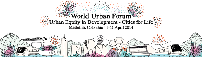 "Seventh Session of the World Urban Forum (WUF7) - ""Urban Equity in Development – Cities for Life"""