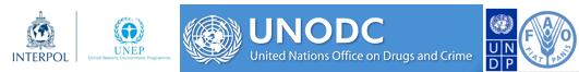 UNEP:Interpol:FAO:UNDP:UNODC