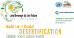world_day_to_combat_desertification_2014