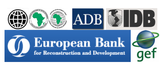 World Bank-AfDB-ADB-IDB-EBRD-GEF