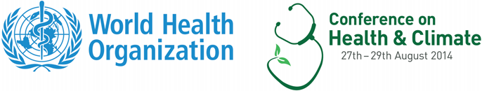World Health Organization (WHO) Conference on Health and Climate
