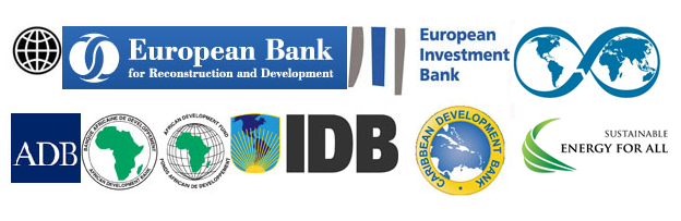 AfDB-ADB-CDB-EBRD-EIB-IDB-IRENA-SE4ALL-World Bank