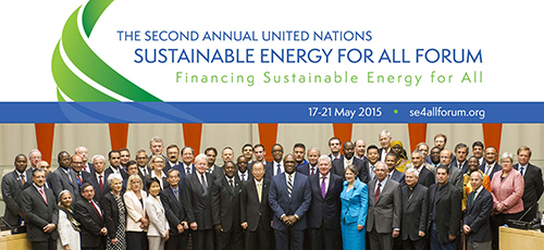"Second Annual Sustainable Energy for All Forum - ""Financing Sustainable Energy for All"""