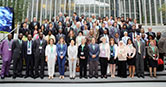 Participants at the 48th meeting of the GEF Council