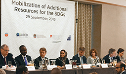 Mobilization of Additional Resources for the SDGs
