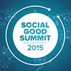 Social Good Summit - September 2015