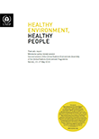 Healthy Environment - Healthy People