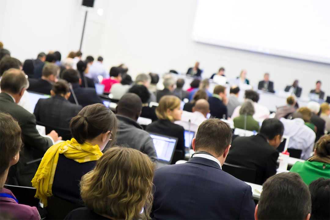 Event: 2018 Annual Meetings of the International Monetary