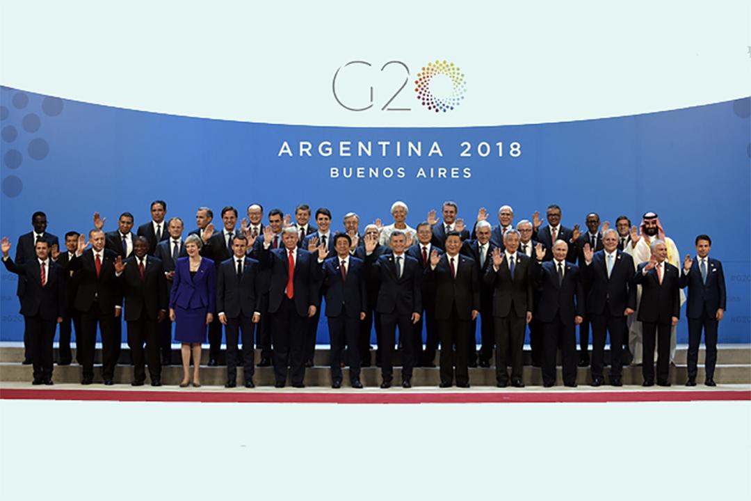 G20 Declaration Focuses on Fair, Sustainable Development