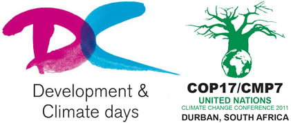 Development and Climate Days at COP 17