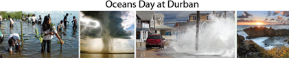 Oceans Day at Durban