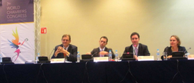 UNEP Participates in Seventh World Chambers Congress