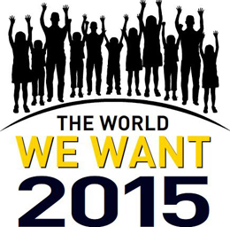 The World We Want 2015