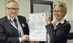 UN/ISDR Awards Swedish City Role Model Status for Flood Protection