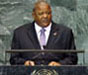 Winston Baldwin Spencer, Prime Minister of Antigua and Barbuda - © UN