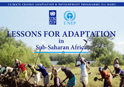 Lessons for Adaptation in Sub-Saharan Africa