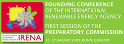The International Renewable Energy Agency (IRENA)