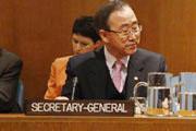 Secretary-General Ban Ki-moon addresses Advisory Board on Disarmament Matters