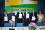 UNIDO-ICHET sign Memoranda of Understanding (MOUs) in New Delhi