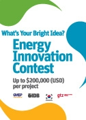 IDB Announces Energy Innovation Contest