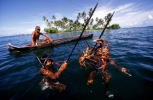 Fishing-reliant communities in the developing world are extremely vulnerable to climate change.