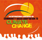 Third International Conference on Community Based Adaptation (CBA) to Climate Change